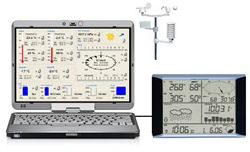 Zephyr PWS-1000TD wireless weather station